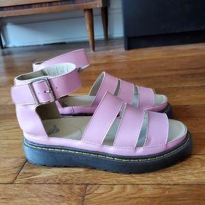 Dr. Martens Sandal in Pink